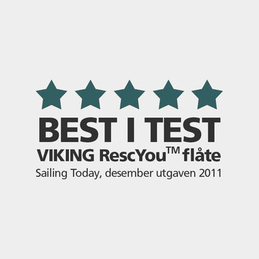 VIKING redningsflåter best i test