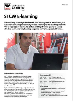 Saatsea STCW e-learning