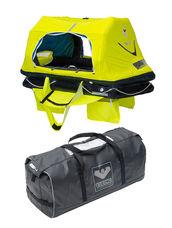 VIKING RESCYOU™ OCEAN LIFERAFT, 4-8 PERSONS - in valise
