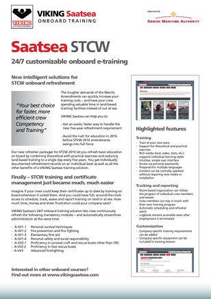 Saatsea STCW
