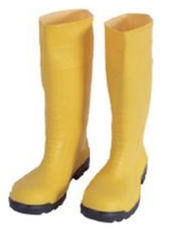 Acid Resistant Boots, Yellow, Size 45