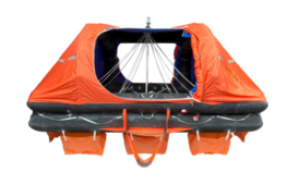VIKING Liferaft, Davit Launchable (Self-righting), 39 Pers. 39DKFS