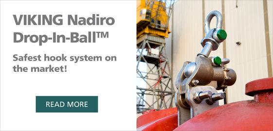 VIKING Nadiro drop in ball in VIKING Safety Shop