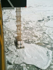 VIKING SES-2C Arctic, Evacuation System