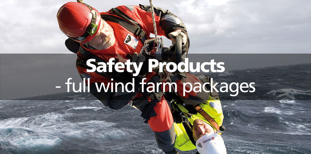 VIKING safety products full wind farm packages