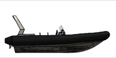 METIS RIB 550 for defence and military professionals VIKING Norsafe