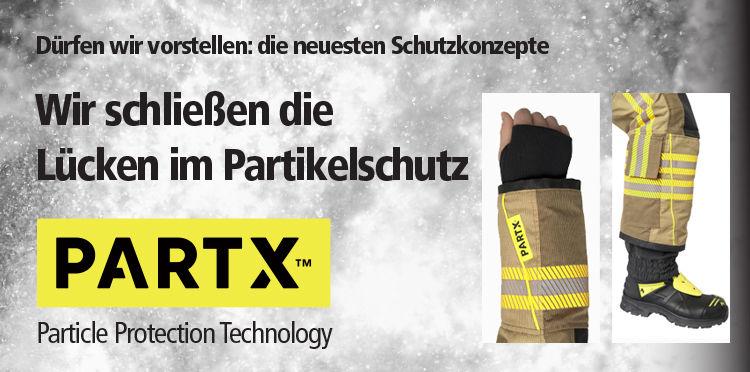 VIKING PartX Particle Protection Technology Partikelschutz Feuerwehr