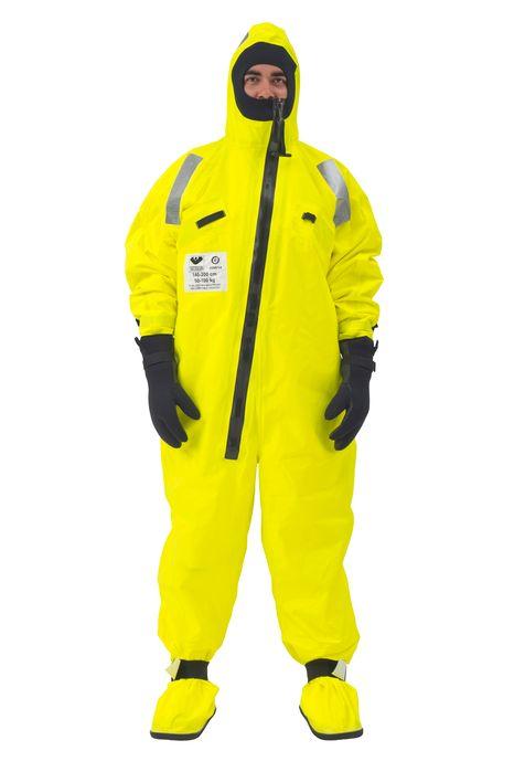 Immersion Suit Viking Pu Coated Nylon Multi Layer Insulation