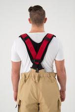 V-Suspenders For Overalls