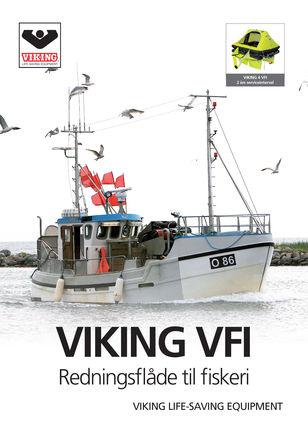 VIKING fishing brochure VFI