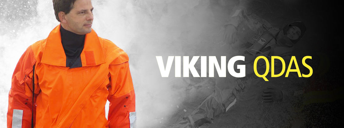 VIKING QDAS NFPA Immersion suit