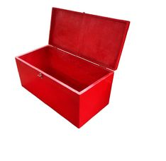 Storage Chest for Safety Equipment