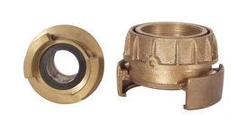 "Adaptor, NOR 2, 66 mm, 2"" BSP Female, Brass"