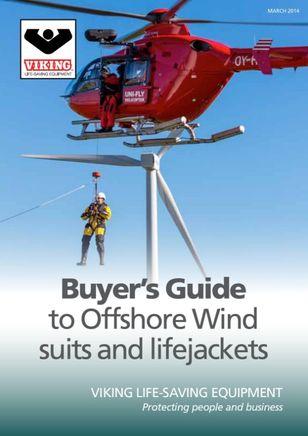 Brochure VIKING Offshore Wind Suits & Lifejackets