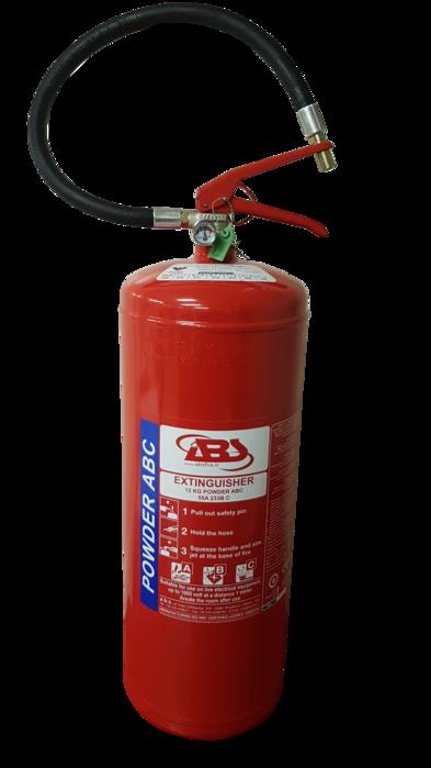 Fire Extinguisher 12kg, ABC Powder | VIKING