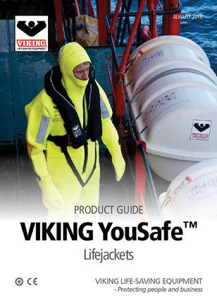 VIKING Lifejackets Product Guide