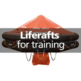 VIKING liferafts training