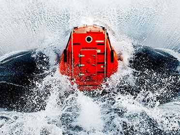 VIKING Norsafe lifeboat