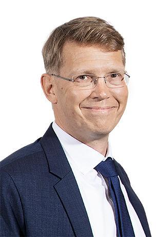 Ken Sørensen from VIKING Life-Saving