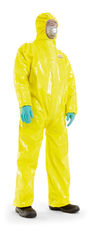 Chemical Suit Coverall, Light Duty, Honeywell Special 3000 RA/EBJ