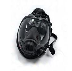 Mask F. SCBA, Scott Safety - Vision 3 LQF, Rubber Harnes