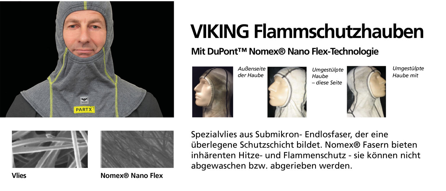 VIKING Fire Hood Nanoflex