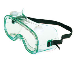 LG20 Protective Goggles Ventilated, Clear Fogban Polycarbonate Lens