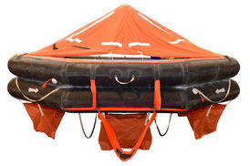 VIKING Liferaft throw overboard 16 pers. 16DK