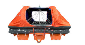 VIKING Liferaft, davit launchable (self-righting), 25 Pers. 25DKFS